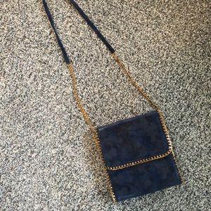 Handbags - Animal print satchel